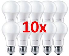 10 x PHILIPS CorePro 13W LED Lampe E27 warmweiß 1521 Lumen wie 100W Glühbirne