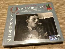 FRANK SINATRA EVERYBODY 4 X CD JAZZ EDITION QUADROMANIA SEALED