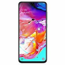 Samsung Galaxy A70 A705M 128GB DUOS GSM Unlocked Android Phone - Black