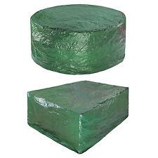 Savisto Large Waterproof Patio Furniture Covers for Outdoor Garden Rattan Table