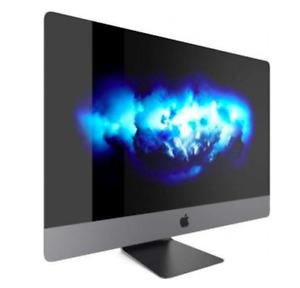 "Apple iMac Pro 5K 27"" 1TB SSD 32GB Ram 8-Core 3.2GHz Xeon W AMD Pro Vega 56 8GB"