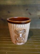 Vintage Harvey's Lake Tahoe Tiki Mug Cup Bowl