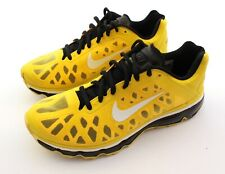 Nike Air Max+ 2011 Mens Running Shoes Sonic Yellow Immaculate - UK 7.5 EUR 42