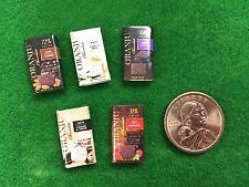 Accessories Dollhouse Miniature Chocolate Bar Re-ment Size #705
