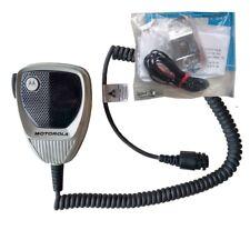 New Motorola Hmn1090 Radio Microphone Apx7500 Apx6500 Xtl1500 Xtl2500 Xtl5000