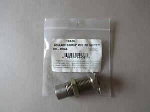 Dillon Precision Crimp Die - .38 Super - 14436