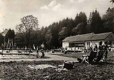 Schleusingen,/Thuringia, swimming pool, 1973