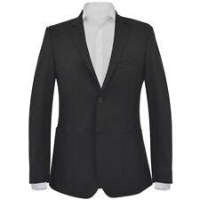 Business Herrensakko Größe 52 schwarz #132365