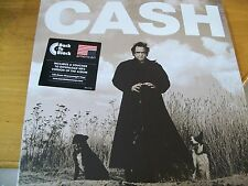 JOHNNY CASH AMERICAN RECORDINGS LP SIGILLATO  180 GRAMMI