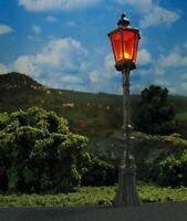 Busch 8620 G 2 Stück Oldtimer-Straßenlampen  NEU OVP /