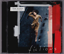 Jane Birkin - Fictions - CD (EMI E.U.)