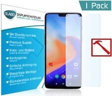 """Slabo PREMIUM Panzerglasfolie für OnePlus 6 KLAR """"Tempered Glass"""" 9H"""