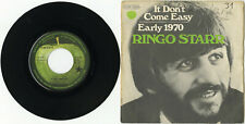 """Ringo STARR"" It don't come easy / Early 1970 (SP 45 tours français) VG+"