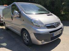 Vauxhall Vivaro Sport Van Silver Electric Mirrors Bluetooth Alloys 70K NO VAT!