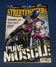 STREETFIGHTERS MAGAZINE JULY 2003 - PURE MUSCLE - THE MUSCLE BIKE ISSUE