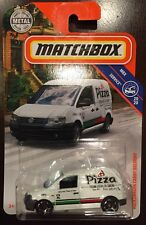 Matchbox 1:62 Volkswagen Caddy Delivery Pizza Santini Diecast Model