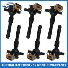 6 x OEM Quality Ignition Coil for M.G ZS ZT 180 190 220S Rover 75 RJ 2.5L 25K4F