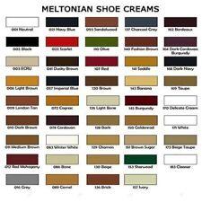 Meltonian boot & shoe cream 1.55oz ALL COLORS RARE