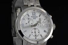 Men's TISSOT PRC 200 Cronógrafo-Cristal De Zafiro - 3 meses de garantía