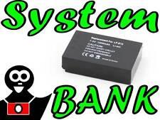 Batteria POTENZIATA LP-E12 LPE12 per CANON EOS M  M2 100D
