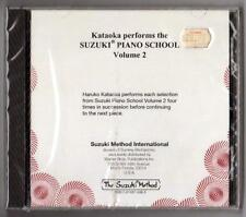 Suzuki Piano School Volume 2 CD only