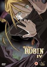 Witch Hunter Robin - Vol. 4 (DVD, 2005, Animated)