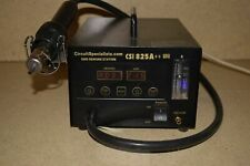 CIRCUIT SPECIALISTS SMD REWORK STATION CSI 825A