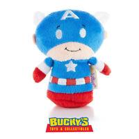 CAPTAIN AMERICA Hallmark itty bitty bittys Plush  Marvel Avengers Superhero
