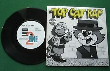 "MC Bronx Top Cat Rap / Instrumental Mix CATRAP 1 7"" Single"