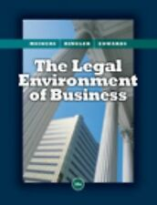 The Legal Environment of Business by Al H. Ringleb, Frances L. Edwards and Roger