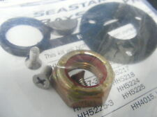Teleflex Steering Shaft Seal Wheel Nut Key Kit Hp6032 For SeaStar Newer Helms Md
