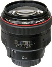 Canon EF 85mm F1.2L USM MKII
