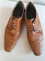 Julius Marlow Grand  Tan Leather Brogues Sz 10