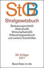 Strafgesetzbuch (StGB) (1965, Taschenbuch)