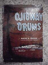 Ojibway Drums by Marian W. Magoon (1955)