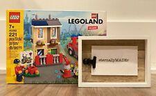 LEGO 40393 - LEGOLAND Fire Academy - LEGOLAND EXCLUSIVE - NEW SEALED On Hand!!!