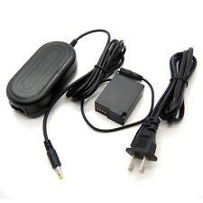 AC Power Adapter For Panasonic Lumix DMC-G5 DMC-G6 DMC-G7 DMC-G8 DMC-G70 DMC-G80