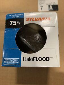 Sylvania Halogen Flood Light Bulbs 75w 120v Par 30SN pack of 15 bulbs