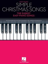 Simple Christmas Songs Sheet Music The Easiest Easy Piano Songs NEW 000237197
