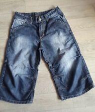 bermuda en jeans garçon 14 ans