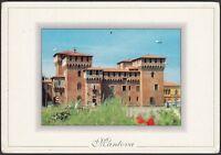 AA4989 Mantova - Città - Castello di San Giorgio - Cartolina postale - Postcard