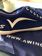 Zapatillas Lona Unisex Azul