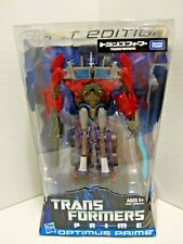 Takara Transformers Prime First Edition Voyager Class Optimus Prime