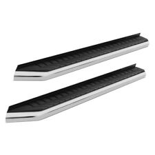 "For Chevy Tahoe 2007-2019 Aries 2051876 5"" AeroTread Polished Running Boards"