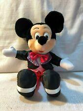 "Walt Disney World Mickey Mouse Tuxedo 14"" Tall Doll"
