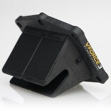1986-2001 Honda CR250R V-Force 3 Reed Cage/Block With Carbon Fiber Petals CR 250