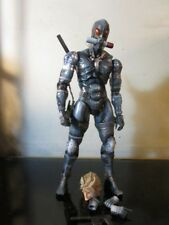 Metal Gear Solid 2: Sons of Liberty RAIDEN Play Arts Kai MGS2 Complete~