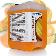 2,5l Orangenöl Reiniger ideal für Autoinnenreinigung Cockpitpflege Polster