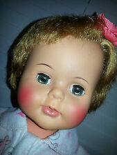 """Vintage Ideal Toy Corp """"  Kissy """" Doll K-22 ~ 1960's"""