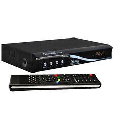 Full HDTV Sat-Receiver Amstrad MD19700S USB Astra 19,2°E Deutsch voreingestellt